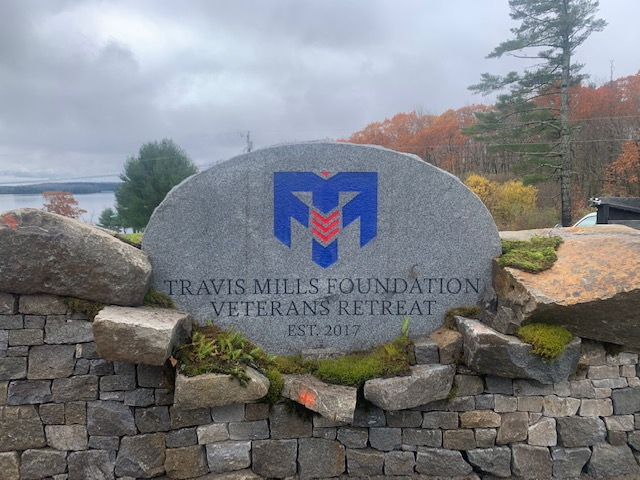 Travis Mills Foundation Project Finished